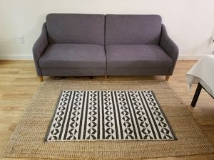 Gray Sleeper Sofa for Sale in Washington, DC