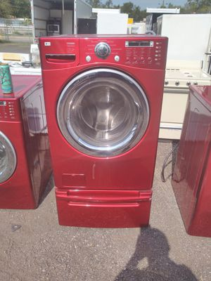 Washers and dryers 90 day warranty free delivery for Sale in District Heights, MD