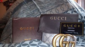 Gucci Double G Belt for Sale in Baltimore, MD