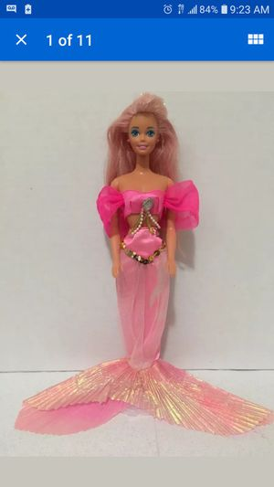 Mermaid 90s barbie for Sale in San Diego, CA