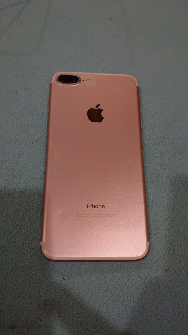 iPhone 7 Plus -128GB - CLEAN IMEI