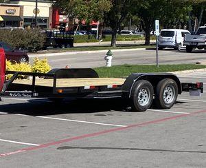 Tex trailer 16 foot for Sale in Dallas, TX