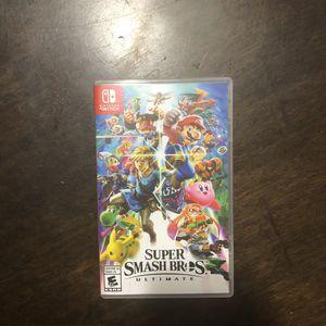 Super Smash Bros. Ultimate for Sale in Vancouver, WA