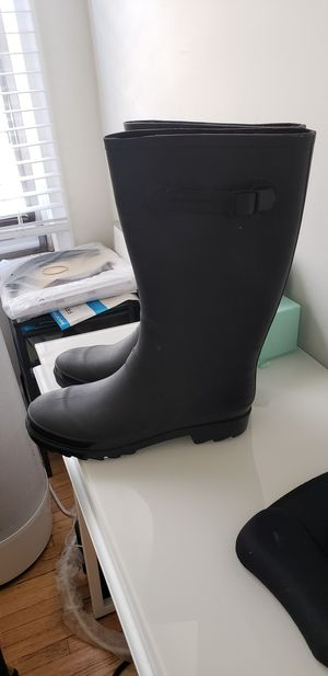 Marc jacobs rain boots size 43 for Sale in Los Angeles, CA