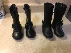 Girl boots / botas de niña. for Sale in Fullerton, CA
