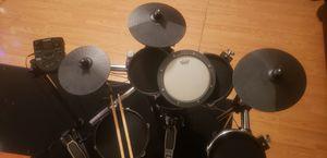 Alesis Surge 8-pc electronic drum set , free Remo practice pad & drum sticks for Sale in Aurora, CO