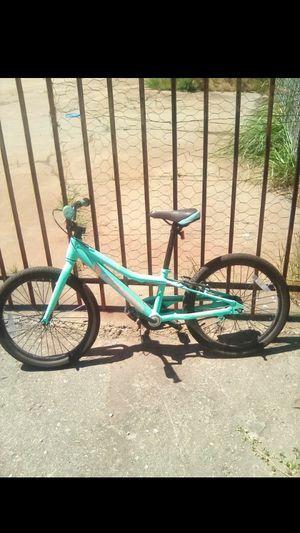 Blue-green Cannondale kids bike for Sale in Oakland, CA