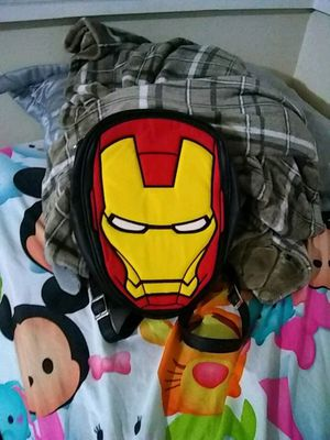 Iron Man Convertible Backpack/Tote for Sale in Fort Belvoir, VA