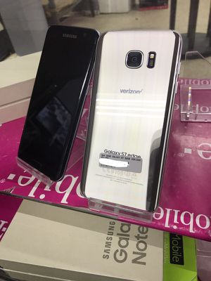 CHRISTMAS GIFTS SAMSUNG S7 EDGE for Sale in Cleveland, OH