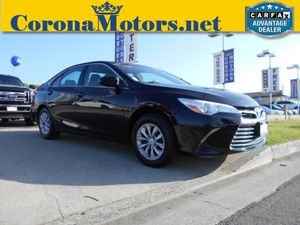 2016 Toyota Camry for Sale in Ontario, CA