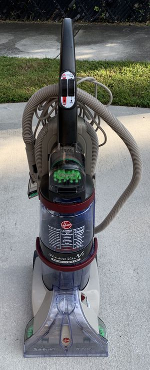 Hoover carpet cleaner vacuum for Sale in Hollywood, FL