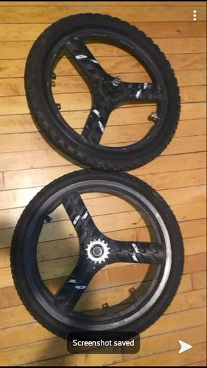 Gt 3 wheels for Sale in Chicago, IL