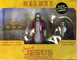 Deluxe Jesus action figure! for Sale in Seattle, WA
