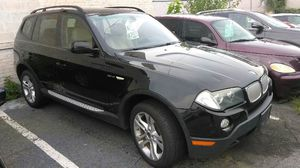 2008 BMW X3 AWD 3.0si 4dr SUV for Sale in Rockville, MD