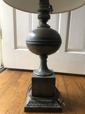 Black Antique Lamp for Sale in Huntington Beach, CA