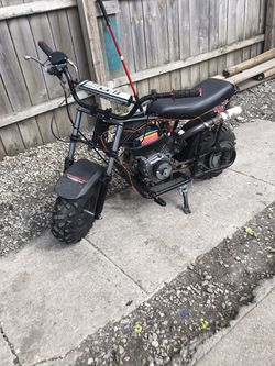 Mega Moto Mini Bike  for Sale in Calumet Park, IL