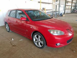 Parting wrecked 2006 Mazda 3 2.3 for Sale in Laveen, AZ