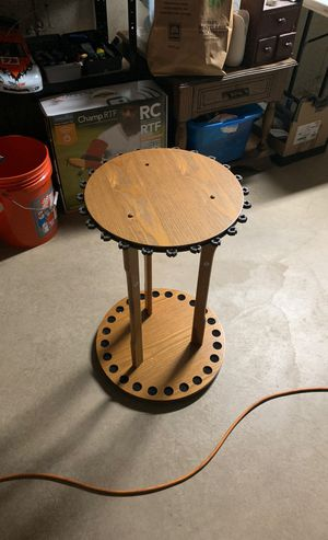 Fishing rod holder for Sale in Sugar Grove, IL