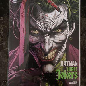 Batman: Three Jokers (DC Comics) for Sale in Fremont, CA