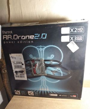 Parrot AR Drone 2.0 Power Edition for Sale in Detroit, MI