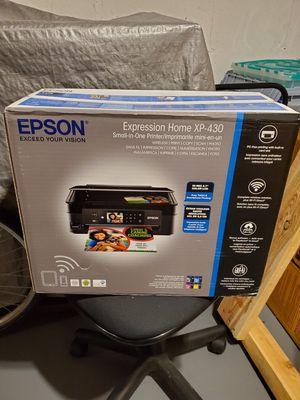 Epson printer for Sale in Elgin, IL