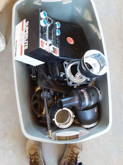 Norman Proffesional Lighting Equipment Lot for Sale in Tolleson,  AZ