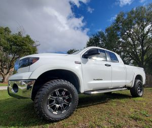 Toyota Tundra SR5 2007, 5.7L V8 Tow Pkg, Suspension Lift Kit for Sale in Tampa, FL