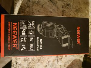 Neewer Electronic Camera Flash for Sale in Greece, NY
