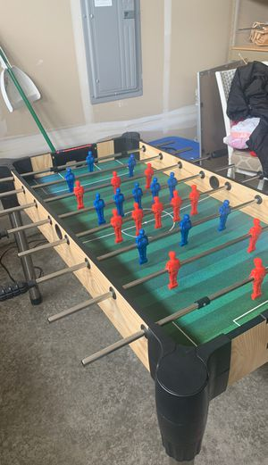 3-in-1 foosball / ping-pong / hockey table for Sale in Vancouver, WA