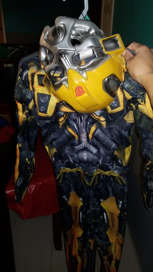 Bumble bee transformer costume for Sale in Worcester, MA
