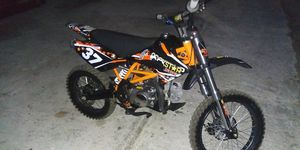 125cc pit motorcycle for Sale in Los Angeles, CA