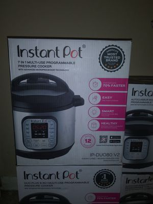 Instant pot for Sale in Miami, FL