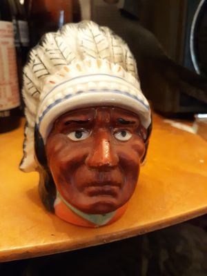 Antique ceramic Indian for Sale in Oxon Hill, MD
