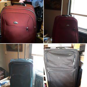 Set of 4 Samsonite travel luggage for Sale in Roanoke, VA