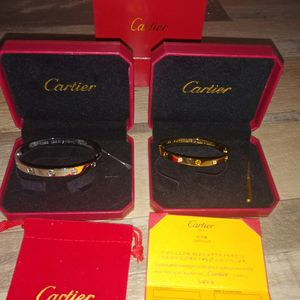 Cartier Love bracelet for Sale in New Carrollton, MD