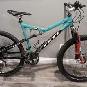 Yeti ASR Full Suspension Mountain Bike for Sale in Chatsworth, CA