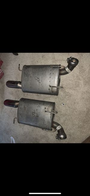 2014 Mustang GT stock mufflers for Sale in Temple Hills, MD