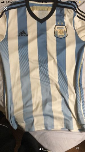 Argentina 2014 jersey for Sale in Queens, NY