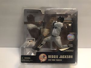 MLB Cooperstown Collection Reggie Jackson Action Figure for Sale in Phoenix, AZ