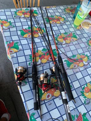 Fishing rod for Sale in Los Angeles, CA