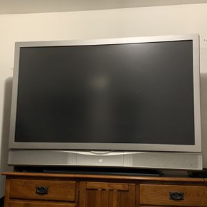 Jvc tv 60 inch television for Sale in Monterey Park, CA