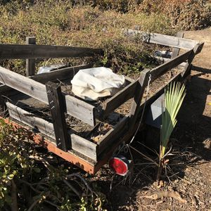 FREE Small Trailer, 3 X 5 Ft for Sale in Jamul, CA