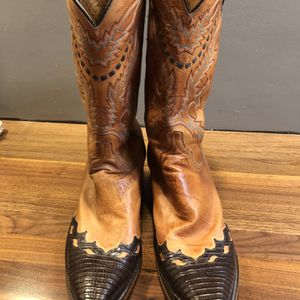 Men's Luchesse Cowboy Boots, Size 13 for Sale in Snellville, GA
