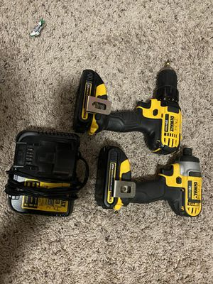 Dewalt drill set for Sale in Houston, TX