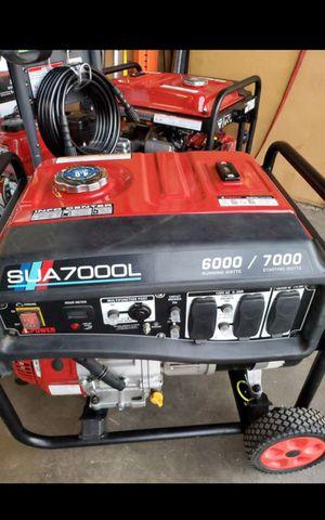 I POWER 7,000 WATTS BRAND NEW GENERATOR for Sale in San Bernardino, CA