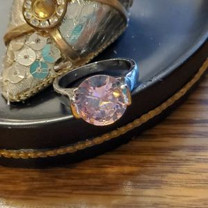 Pink Fashion Ring Size 9 for Sale in Wenatchee, WA