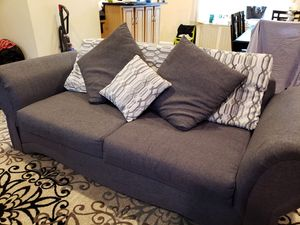 COUCH AND LOVESEAT w/Pillows for Sale in Washington, DC