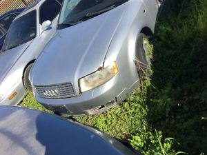 2004 Audi A4 parts for Sale in Houston, TX