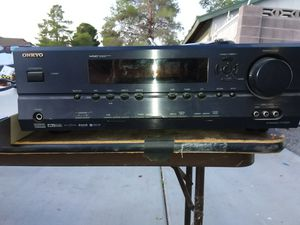Onkyo receiver for Sale in Henderson, NV