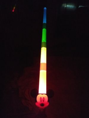 Disneyland Vintage light saber for Sale in West Puente Valley, CA